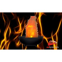 JB SYSTEMS LED-Virtual Flame