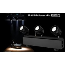 BRITEQ BT-AKKUBAR Li-Ion powered 3 x 5W LED Projektor & wireless DMX