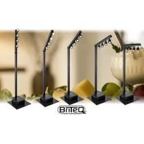 BRITEQ BT-AKKUPOLE 4 x 5W LED Lighting pole, wireless DMX