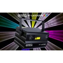 BRITEQ BT-LASER2000 RGB Showlaser