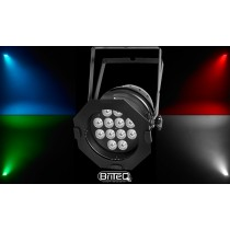 BRITEQ BT-STAGEPAR 6in1 RGBWA+UV 12x12W