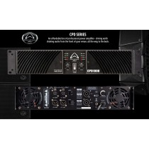 WHARFEDALE PRO CPD1000 2-Kanal Endstufe 2 x 350W RMS