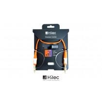 HILEC CFLAT-JMJM Flachband-Audiokabel Mono Jack/Mono Jack 6.3mm