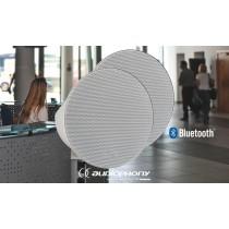 AUDIOPHONY CHP6A-BSET Aktiv-Deckenlautsprecherset mit Bluetooth/Line