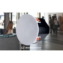 AUDIOPHONY CHPsub Subbass-Deckenlautsprecher 60W/100V/8Ohm