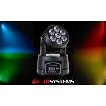 JB SYSTEMS CLUBWASH Moving Head