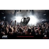 JTS CM-501HI Kondensator Lavalier-Mikrofon (Direct/Niere)