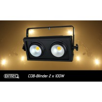 BRITEQ COB LED-BLINDER 2 x 100W