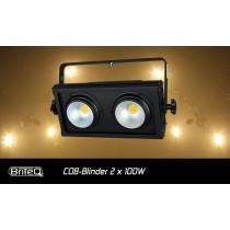 BRITEQ COB LED-BLINDER 2 x 100W