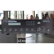 AUDIOPHONY COMBO60 Media-Mischverstärker FM/USB 60W/100V/4 Ohm