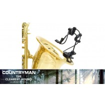 COUNTRYMAN I2 Instrumenten-Mikrofon Saxophon, Horn- und Brass-Set - SKIT
