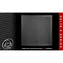 WHARFEDALE PRO DELTA X18B Passiv Mono Subbass 800W/1600W/8Ω