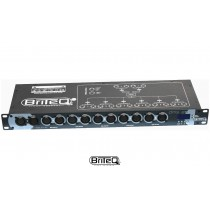 BRITEQ DMS-26 Aktiv DMX-Splitter/Merger/Booster 2IN/6OUT