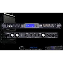 WHARFEDALE PRO DP-4100D 4-Kanal Digital-Endstufe mit DSP 4 x 1700W RMS