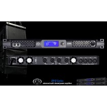 WHARFEDALE PRO DP-4150D 4-Kanal Digital-Endstufe mit DSP 4 x 2550W RMS