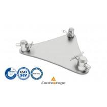 CONTESTAGE EM29-B3T Dreiecksockel zu Serie TRIO29
