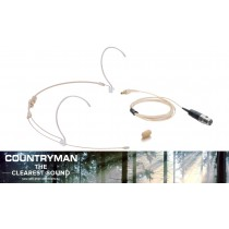 COUNTRYMAN H6-Serie High-End Headset-Mikrofone
