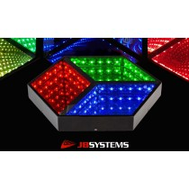 JB SYSTEMS HEXAGON 3D LED-Tunnel-Effekt