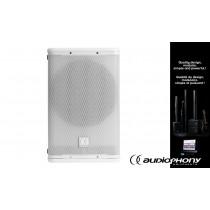 AUDIOPHONY iLINEsub12Pw Passiv Subbass 400W/8Ω, weiss