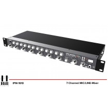 HILL AUDIO IPM-1610 Mic/Line Stereo Mixer