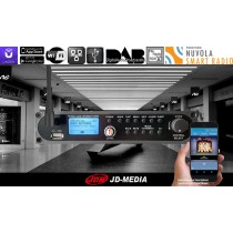 JD-MEDIA IR-100M Media-Modul Internetradio/DAB+/FM RDS-Radio/USB