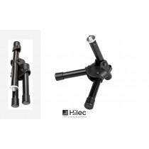 HILEC JB52 black Mikrofon-Tischstativ