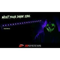 JB SYSTEMS LED UV-BAR 18 LED-UV/Schwarzlicht