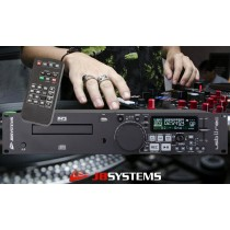 JB SYSTEMS USB1.1REC CD-Player mit USB-Recorder