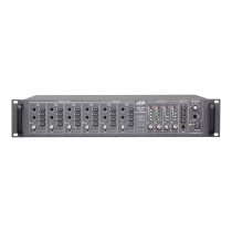 JD-MEDIA MX-604 Mono-Mixer/Preamp mit 4 Masterzonen