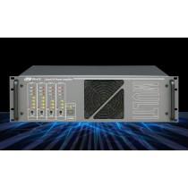 JD-MEDIA PA-412DP 4-Kanal ELA-Endstufe 4 x 120W - 25V/50V/100V