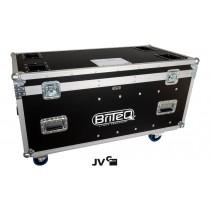 JV CASE FOR 4 x BRITEQ BT-AKKUPOLE Transportcase