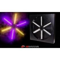 JB SYSTEMS LED-FAN RGB - LED Effekt-Fan