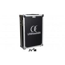 JV CASE LT20 Transportkoffer zu Livetouch20