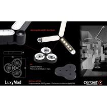 LuxyMod B3 Dreifachverteiler/Verbinder
