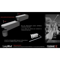 LuxyMod FIX8 Schraubenset mit Imbusschlüssel