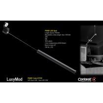 LuxyMod PEND1 LED-Pendelspot - Z-Profil - 3W - 24VAC