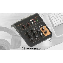 AUDIOPHONY Mi3 Audio-Mixer