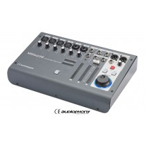AUDIOPHONY MIXtouch8 8-Kanal Digitalmixer mit DSP/Web-Interface