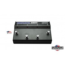 WHIRLWIND MULTISELECTOR AMP REMOTE