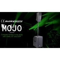 AUDIOPHONY MOJO2200curve Aktiv PA-System BT/DSP 1000W/2000W