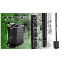 AUDIOPHONY MOJO500Line Aktiv PA-System Mixer/BT 250W/500W