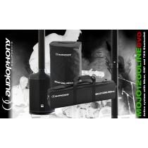 AUDIOPHONY MOJO1200LINEevo Aktiv PA-System BT/DSP 600W/1200W