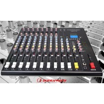 AUDIOPHONY MPX12 Mixer mit Bluetooth/USB/DSP