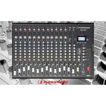 AUDIOPHONY MPX16 Mixer mit Bluetooth/USB/DSP