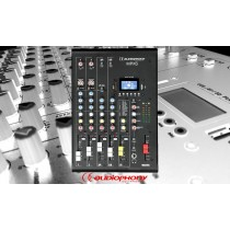 AUDIOPHONY MPX6 Mixer mit Bluetooth/USB/DSP
