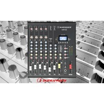 AUDIOPHONY MPX8 Mixer mit Bluetooth/USB/DSP