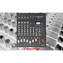 AUDIOPHONY MPX8 Mixer mit Bluetooth/USB/DSP