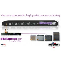 WHIRLWIND MULTISELECTOR AMP