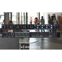 AUDIOPHONY MX44 Mixer - 4 Stereo Eingänge/4 Zonenausgänge