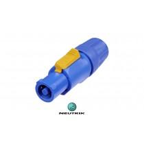 NEUTRIK® NAC3FCA powerCON 3-Pol Kabel-Stecker mit Verriegelung 20A/250VAC